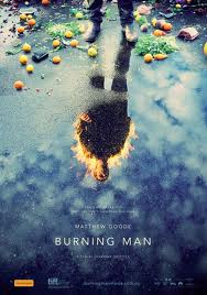 Poster for definitely my Australian film of the year - Burning Man