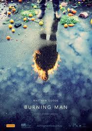 Poster for definitely my Australian film of the year - Burning Man