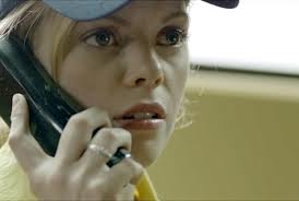 Dreama Walker, who gives an incredible performance in Compliance