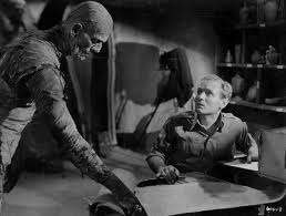 An image from the awesome scene featuring the mummy's first appearance