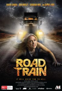 Road Train Poster