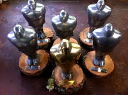 The coveted Yowie Awards which films compete for at the festival.