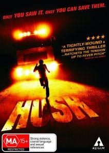 hush-DVD cover