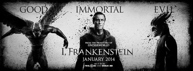 I-Frankenstein poster