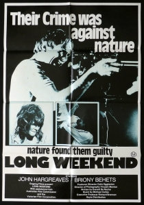 long weekend poster
