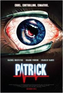 patrick eye poster