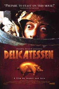 Delicatessen poster