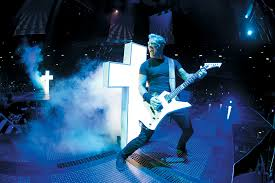 metallica hetfield