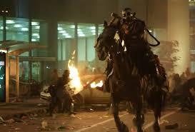 metallica horse man