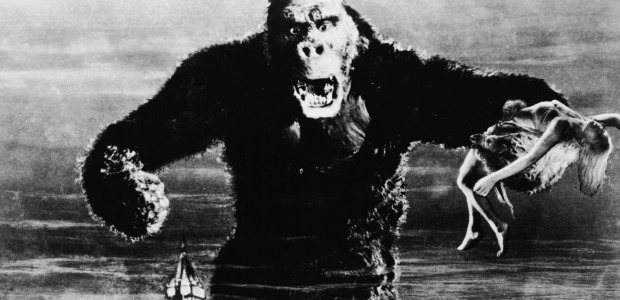 King Kong says make your vote count