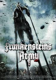 Franken army poster