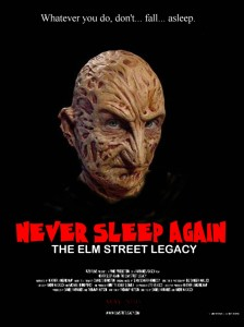 never sleep poster