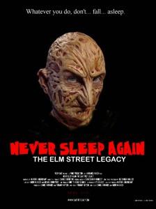 never sleep poster