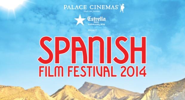Spanish film fest poster