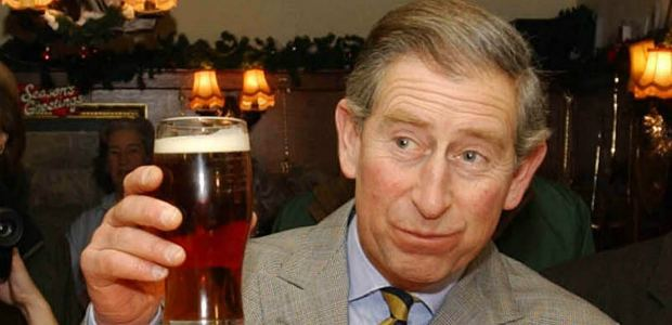 No that's not Prince Charles, it's me next week... actually no, that is Prince Charles.