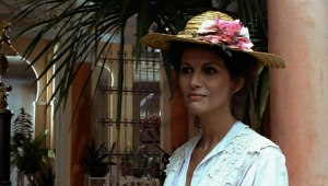 Molly, played by Claudia Cardinale