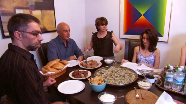 American Arab family