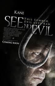 evil poster