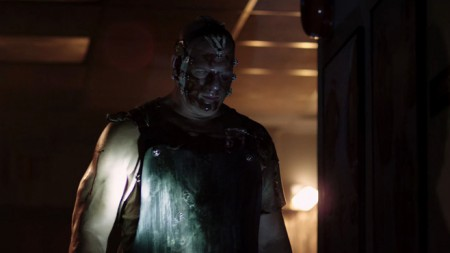 For wrestling fans like me, the fact Kane wears a mask is basically the best thing about this film.