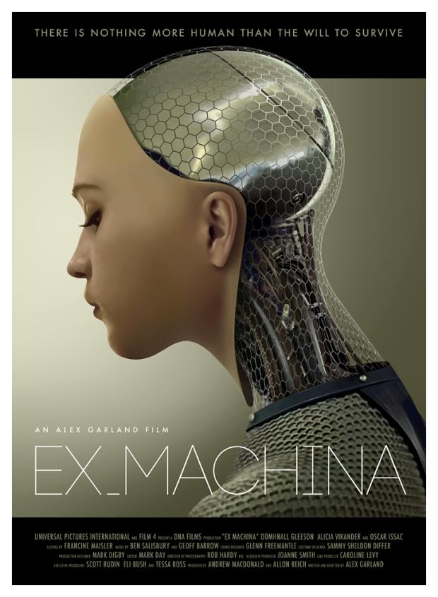 machina poster