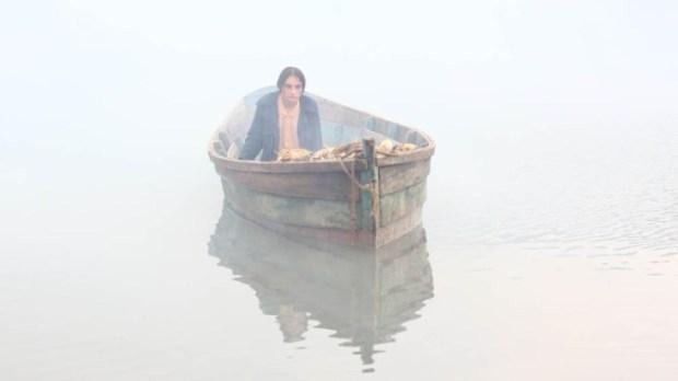 corn boat