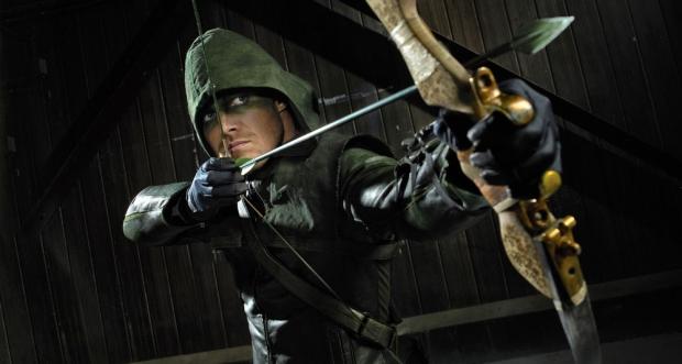 arrow amell