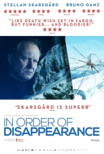 order of disappearance poster