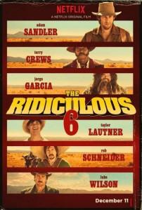 ridic 6 poster