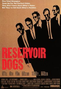 res dogs poster