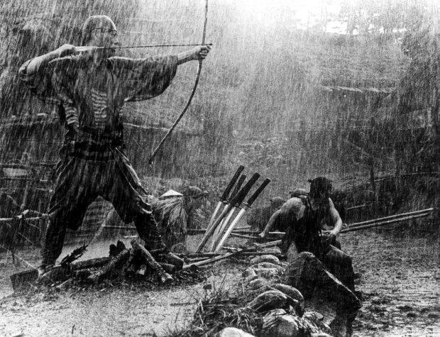 seven-samurai-archer