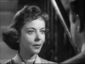 Director and star Ida Lupino