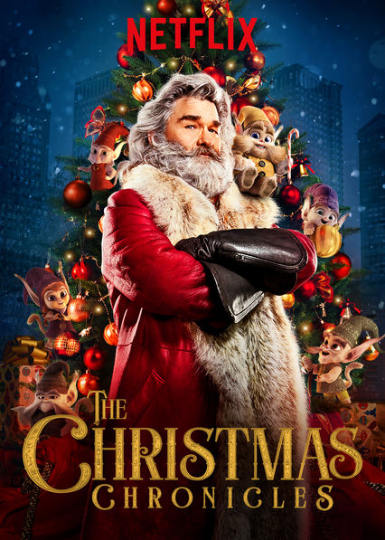 Christmas Chronicles poster