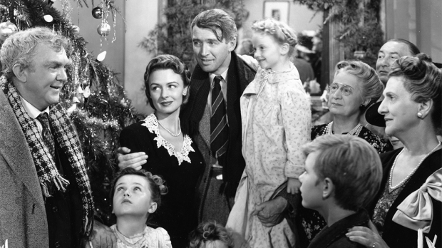 Its a wonderful life happy christmas