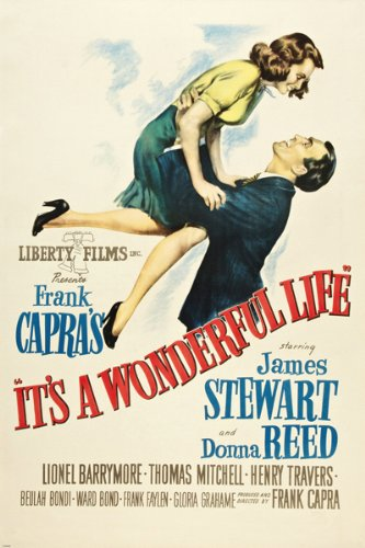 its a wonderful life poster