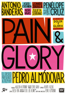 pain anf glory poster
